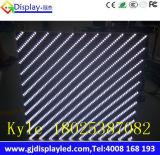 Visualizzazione di LED esterna dell'affitto per fare pubblicità