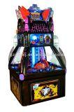 作動する熱い販売の硬貨/補助機関車の娯楽ゲームの城は大当たりのゲーム・マシンを失う