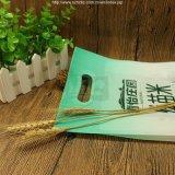 Aufbereitete Reis-Beutel