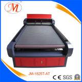 1800*2500mm grosser Laser-Ausschnitt-Fräser mit dem automatischen Führen (JM-1825T-AT)