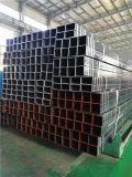 Gutes Oberflächenende keine Barr ASTM A500 Gr. B quadratische Stahlrohrleitung