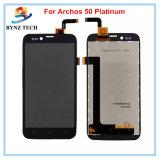 Handy-Touch Screen LCD für Archos 50 Platin-Bildschirmanzeige des Platin-50b
