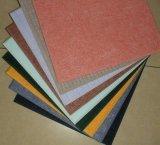 Écran antibruit sain de fibre de polyester d'épreuve de qualité