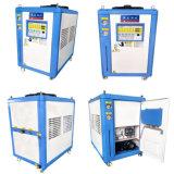 2017製造の高性能プラスチック使用のための空気によって冷却される産業水スリラー
