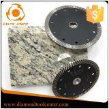 대리석, 화강암 및 자연적인 돌을%s 다이아몬드 절단 잎 Samll 절단 잎