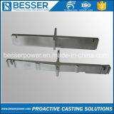 Besserpower com peças sobresselentes chinesas do aço de liga do fornecedor da alta qualidade para a carcaça de investimento dos cortadores de escova