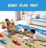 아기 실행 매트 아기 08d2를 위해 포복하는 바느질 작풍 자물쇠 안전 물자 사례