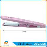 Straightener cerâmico avançado elétrico do cabelo das placas que endireita o ferro novo