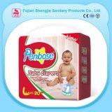 Pañal mojado 100% del panal disponible del bebé del algodón de la buena calidad