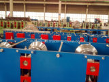 CZ automática de acero Plurlin Máquina / Calor Máquina formadora de rollos