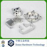 Precisione di alluminio dell'OEM che elabora i pezzi meccanici del pezzo di ricambio di CNC