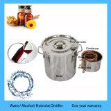 Destilador del alcohol del hogar de la alta calidad de Kingsunshine 18L, destilador del petróleo esencial, destilador del alcohol ilegal