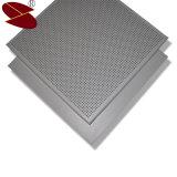 Techo falso de aluminio estereoscópico incombustible