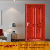MDFのベニヤの木のドア(GSP6-001)