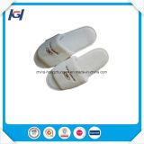 Дешевые оптовые устранимые тапочки пальца ноги ткани Терри открытые