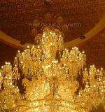Extravagantes dekoratives Kristalllandhaus-hängende Lampe