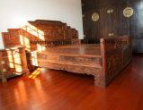 Revestimento projetado Finished UV da madeira contínua de Ámérica do Sul Molamu (MN-04)