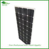 Mono панели солнечных батарей 100W с Ce и TUV аттестовали