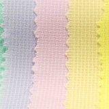 Ткань полиэфира покрасила волокно ткани химически для одежды детей юбки платья женщины