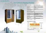 Máquina expendedora de dos cabinas para la paga del centro NFC de la venta disponible