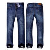 卸し売り人の基本的なジーンズの綿の青いデニムのジーンズ