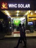 O projeto novo 20W de Whc Waterproof tudo em uma luz de rua solar do diodo emissor de luz