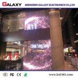 Pantalla/ventana LED de visualización video/pared/cartelera/muestra/el panel transparentes/del vidrio a todo color para hacer publicidad