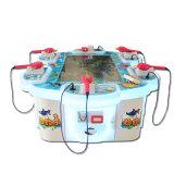Эксплуатируемая монетка удящ машину видеоигры лотереи фантазии моря машины игры