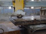 De Zagende Machine van de Brug van het marmer/van het Graniet om de Plak van de Steen Te snijden (Hq400/600/700