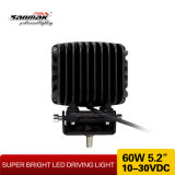 Супер яркий свет работы CREE 60W 10-30V СИД для тележек