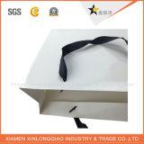 Sacos de compra extravagantes feitos sob encomenda da alta qualidade feitos do papel