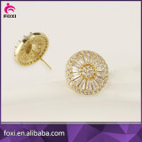 Dubai Gold Jewelry Earring 18k Gold