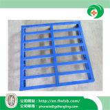 Paleta de acero de la sola cara para el Ce de Wth de las mercancías del almacenaje (FL-16)