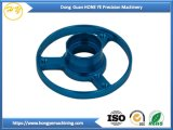 CNCの旋盤の部品を機械で造る専門CNCの部品、プラスチックおよび金属のアルミニウム部品