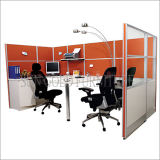 분리된 룸 (SZ-WS667)를 위한 고전적인 디자인 MFC 현대 사무실 칸막이실