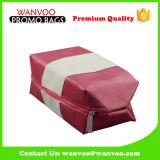 卸し売り縞パターン印刷の洗面用品のハンドバッグの構成のパッキング袋