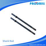 Partie lisse Rod d'extrémité de Hex22*108mm R25