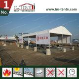 Tamanhos diferentes da barraca pequena da abóbada para a feira profissional e o festival