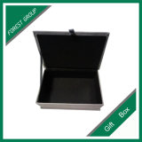Da jóia ajustada da embalagem do presente do presente da jóia da forma do livro caixa de papel
