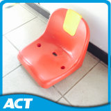 Soccer stage Chair, plastic Injection Molded stage Seat, plastic bend Seat stage Seating for stage, arena, School