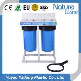 '' двойной большой голубой Pre- фильтр воды фильтрации 10 для дома