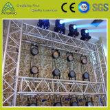 Ферменная конструкция освещения Spigot выставки ферменной конструкции индикации торговой выставки алюминиевая