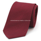 Homens de tecido de seda com limpeza a seco apenas gravatas
