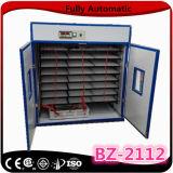 Насиживающ инкубатор яичка Automatc 2112 цыпленоков в UAE и Индии популярных