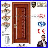 Puertas de madera interiores usadas para la casa moderna