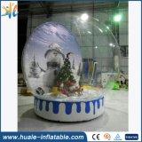 Publicidad de la bola inflable, bola transparente inflable para la decoración