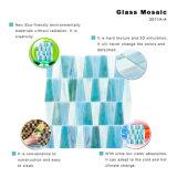 Het Amerikaanse Mozaïek van het Glas van de Muur van de Stijl Decoratie Gekleurde voor Keuken Backsplash