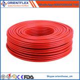 Mangueira do gás do reforço de fibra da tampa de PVC da qualidade superior