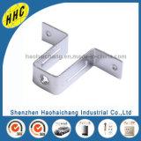 Metal de encargo que estampa la consola de montaje de aluminio de la dimensión de una variable de U