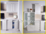 Modern PVC Finish Wooden Kitchen Cabinet